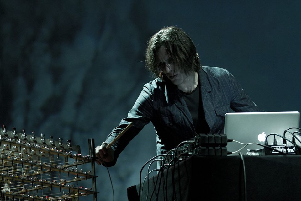 """It's just music"" – Interview with Christian Fennesz"