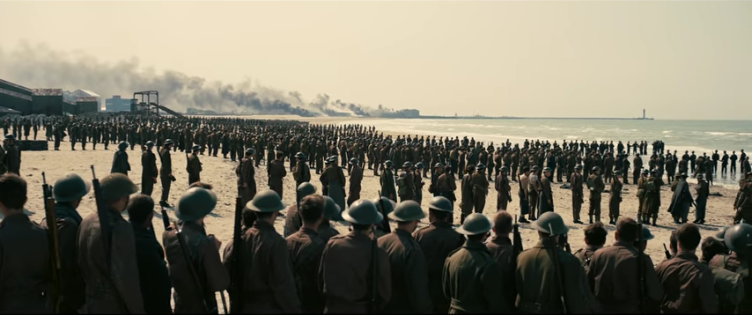 The battle of Dunkirk