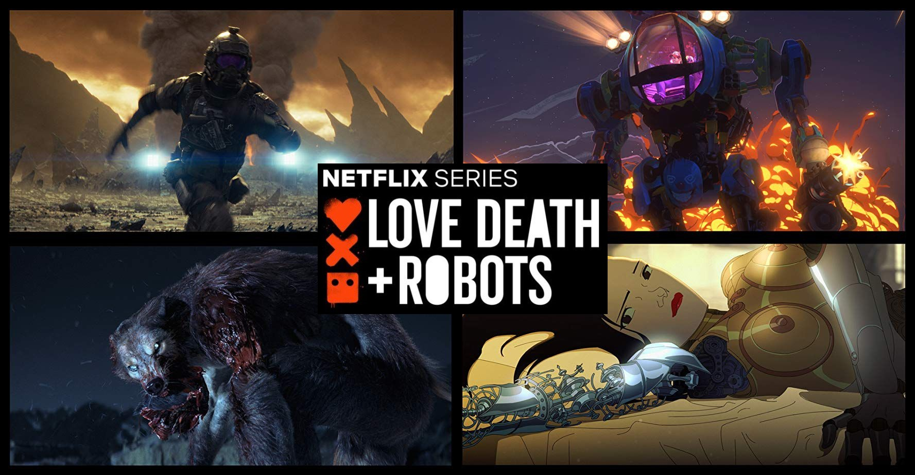 LOVE DEATH + ROBOTS | Le Recensioni