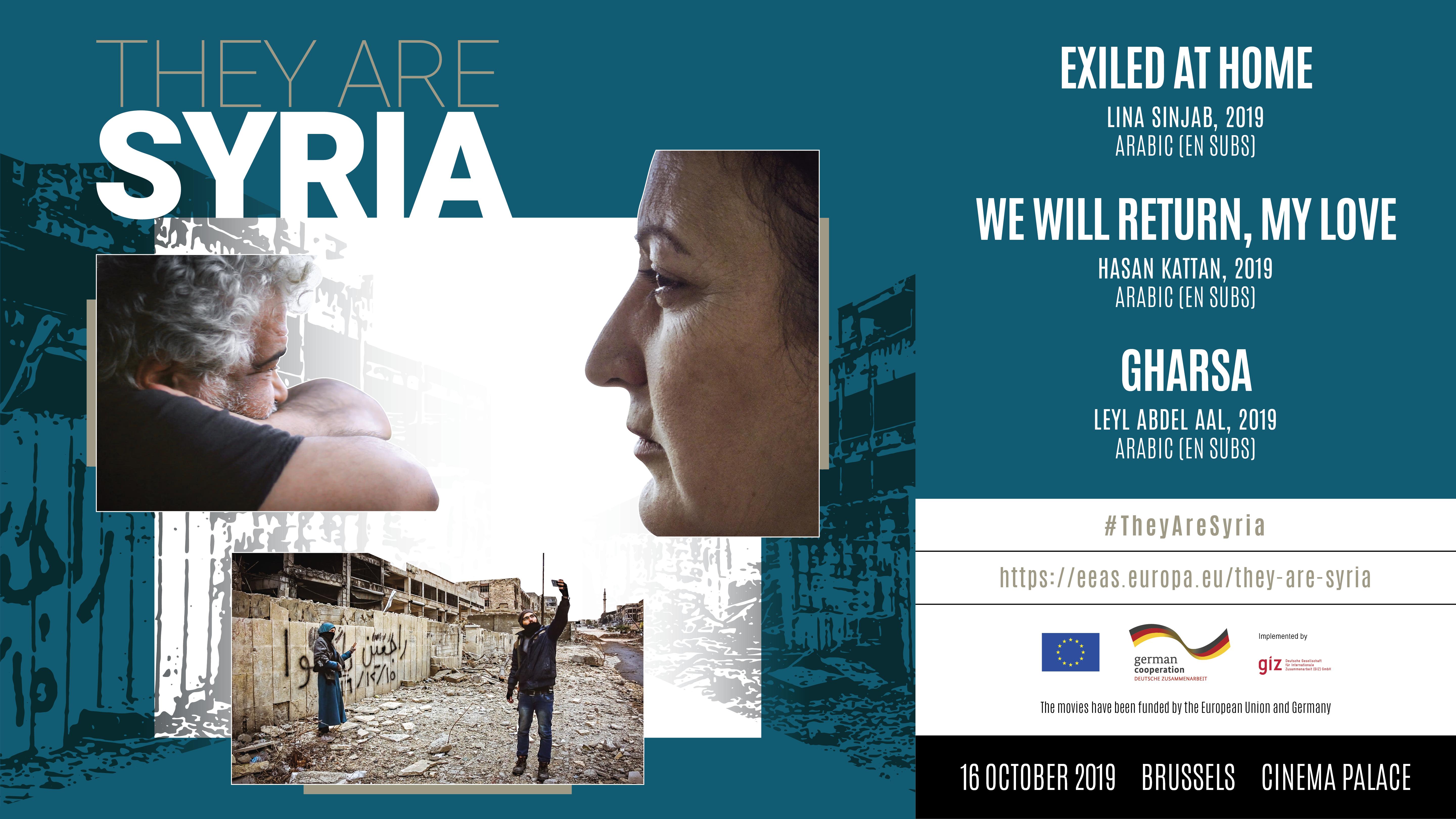 They are Syria | Otto anni di conflitto